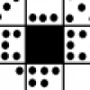 Serie logica del quadrato