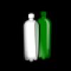 Le bottiglie di plastica